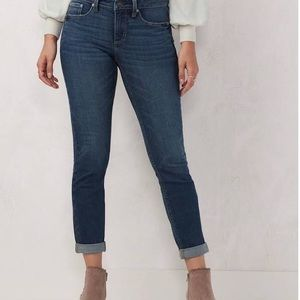Lauren Conrad skinny ankle jeans size 8
